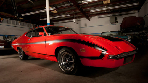 Ford King Cobra Boss 429